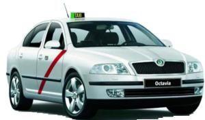 Taxi Octavia